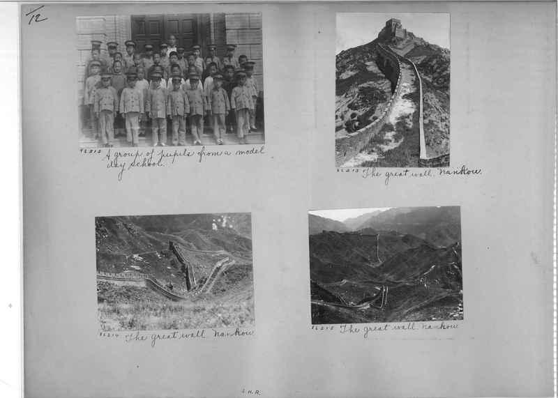Mission Photograph Album - China #13 page 0012