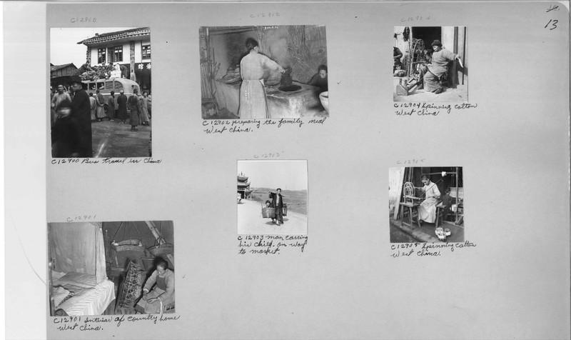 Mission Photograph Album - China #20 page 0013