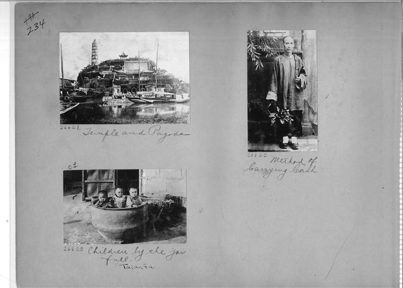 Mission Photograph Album - China #7 page 0234