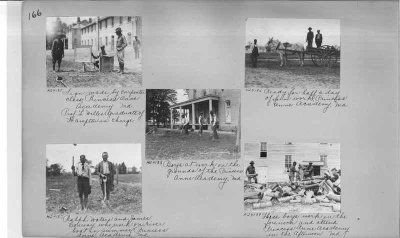 Mission Photograph Album - Negro #3 page 0166