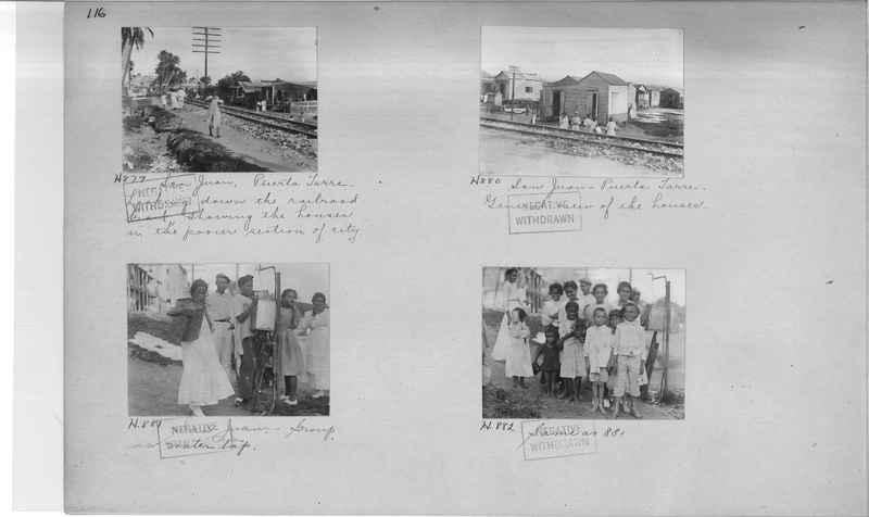 Mission Photograph Album - Puerto Rico #2 page 0116