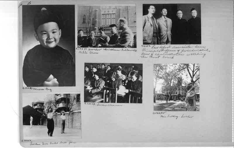 Mission Photograph Album - China #20 page 0006