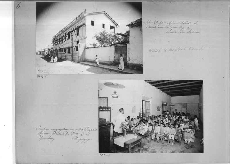 Mission Photograph Album - Panama #04 page 0006