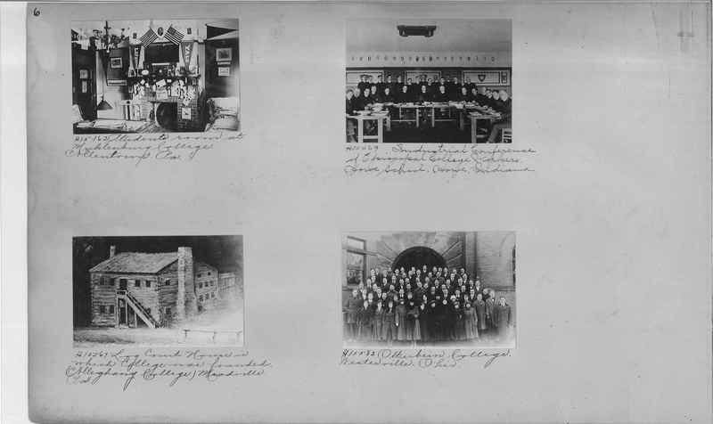 Mission Photograph Album - Education #1 page 0006