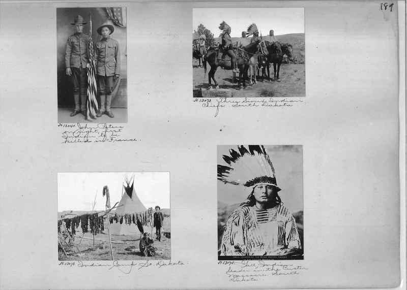 Mission Photograph Albums - Indians #1 page 0189