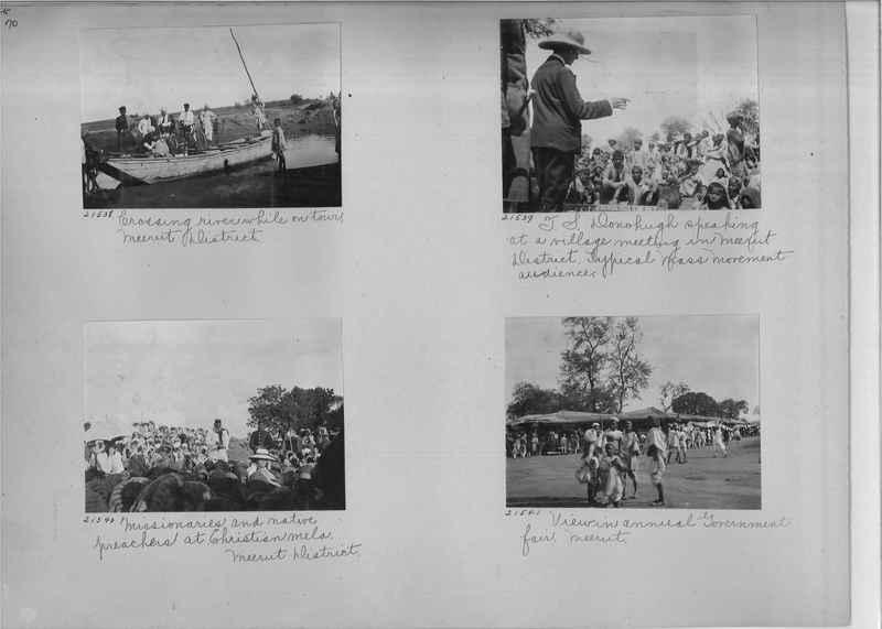 Mission Photograph Album - India #03 page_0070