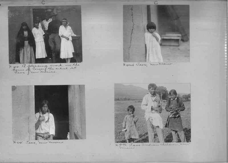 Mission Photograph Albums - Indians #1 page 0092