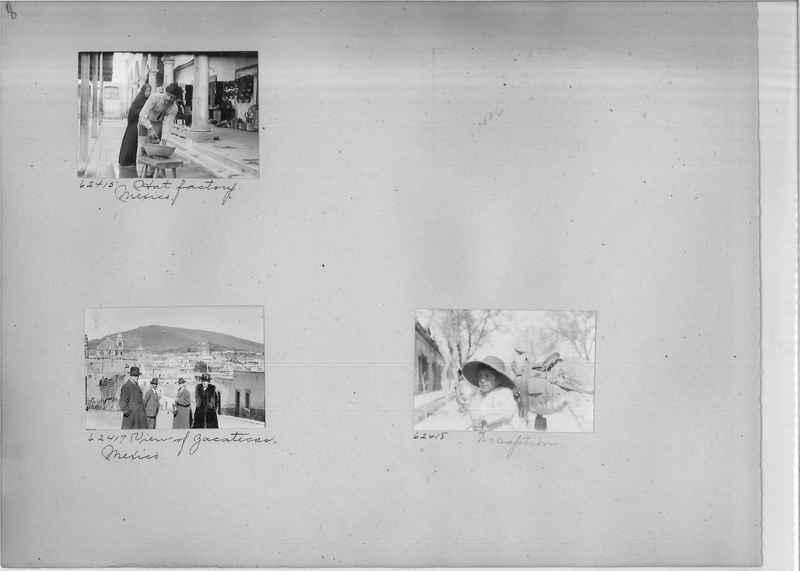 Mission Photograph Album - Mexico #04 page 0008