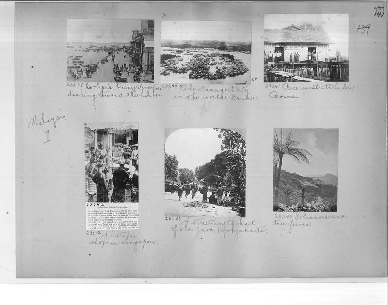 Mission Photograph Album - Malaysia #1 page 0141
