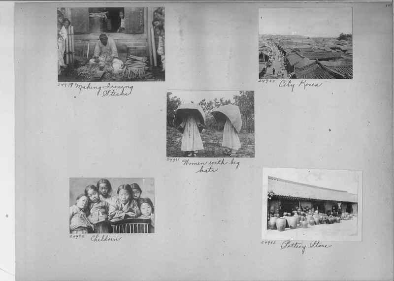 Mission Photograph Album - Korea #2 page 0159