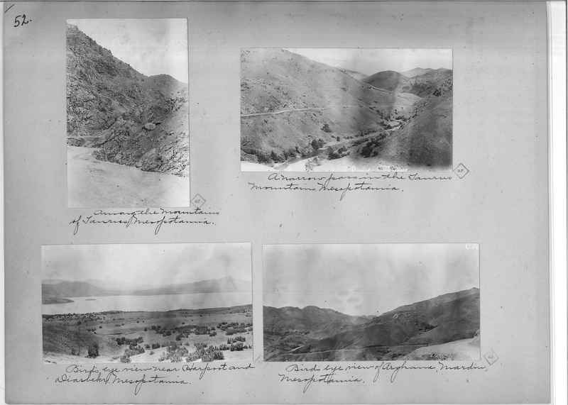 Mission Photograph Album - Western Asia - O.P. - #01 page_0052