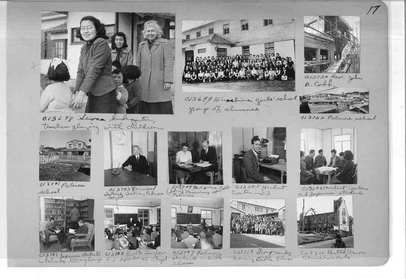 Mission Photograph Album - Japan #07 Page 0017