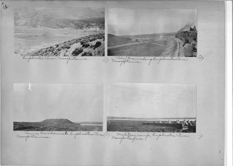 Mission Photograph Album - Western Asia - O.P. - #01 page_0012