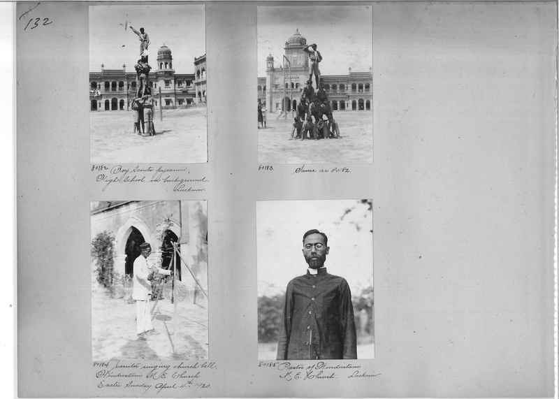 Mission Photograph Album - India #09 Page 0132