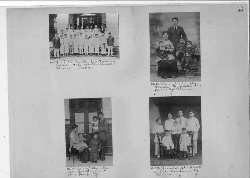 Mission Photograph Album - China #9 page 0112