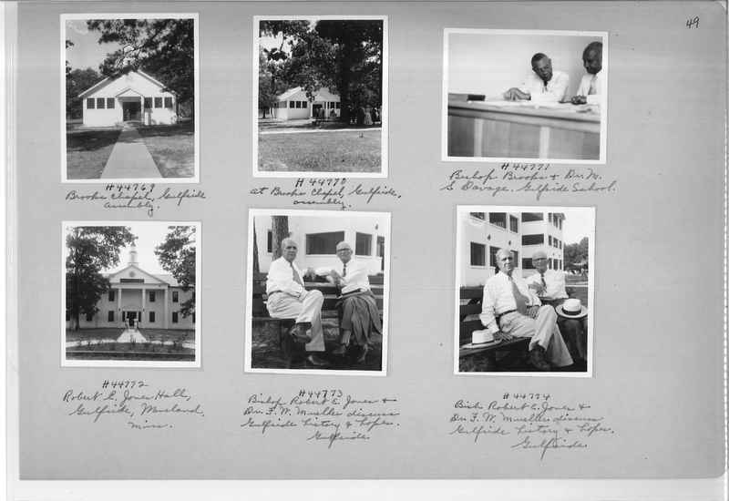 Mission Photograph Album - Negro #7 page 0049