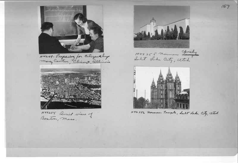 Mission Photograph Album - Cities #18 page 0157