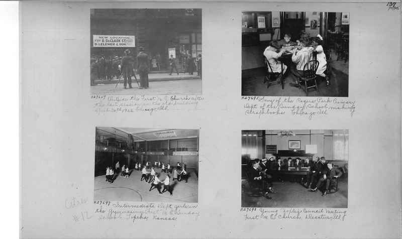 Mission Photograph Album - Cities #12 page 0137