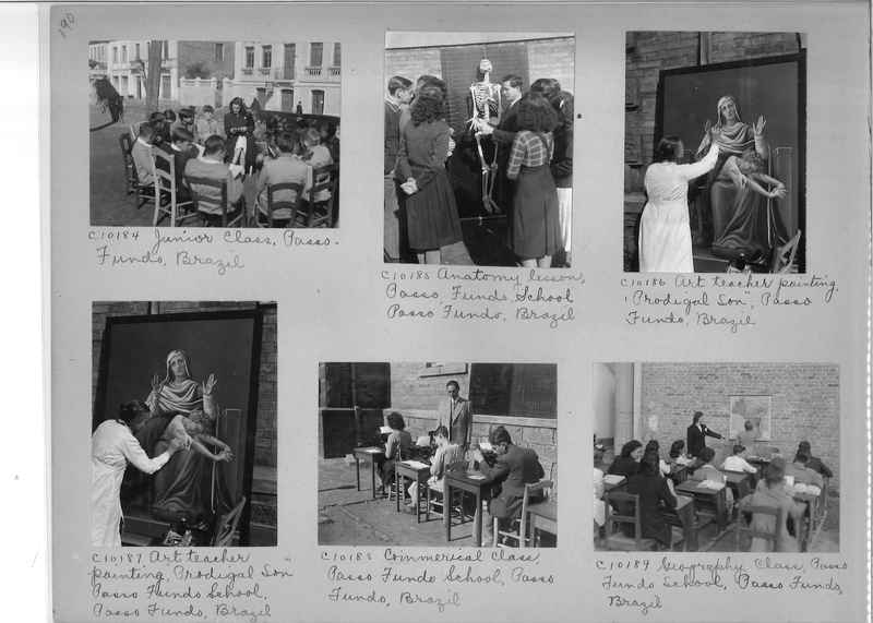 Misson Photograph Album - South America #8 page 0190