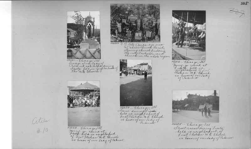 Mission Photograph Album - Cities #10 page 0225