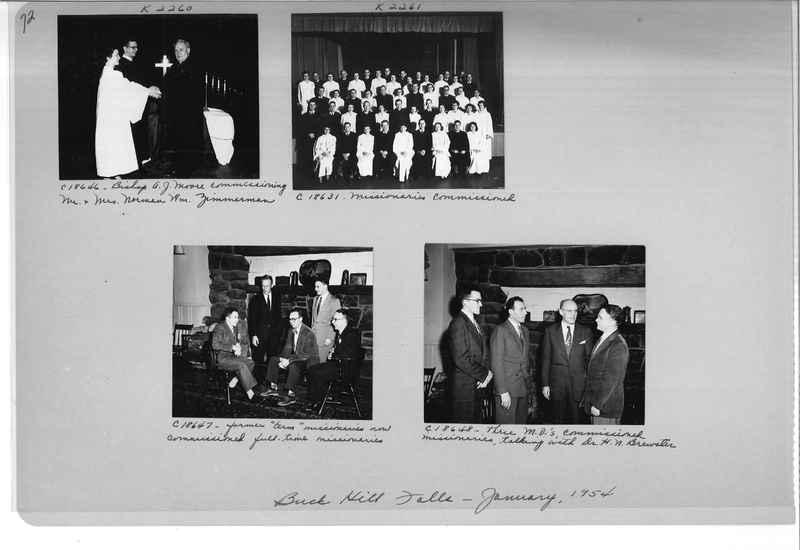 Mission Photograph Album - Portraits #08 Page 0072