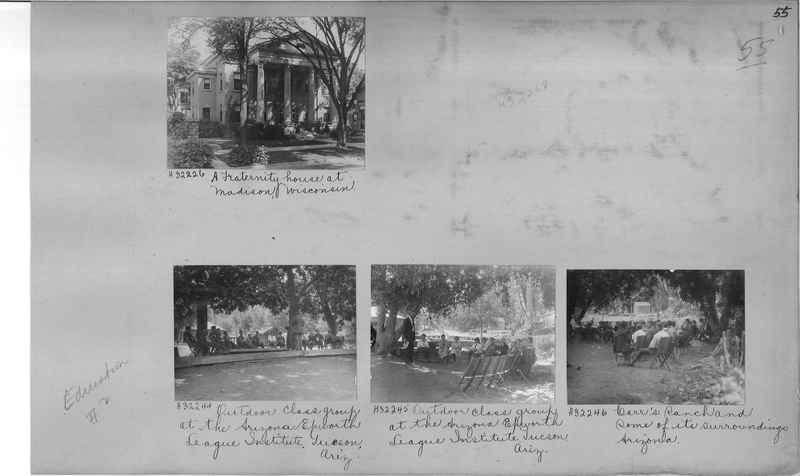 Mission Photograph Album - Education #2 page 0055