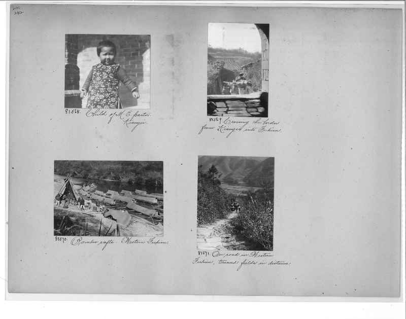 Mission Photograph Album - China #10 pg. 0242