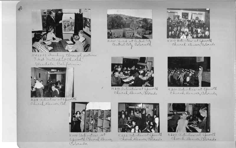 Mission Photograph Album - Cities #18 page 0040