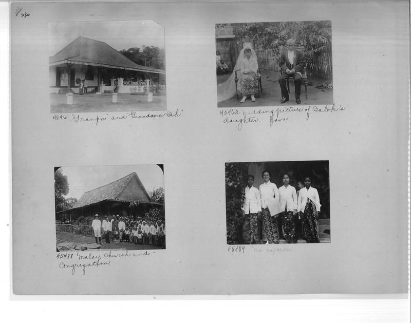 Mission Photograph Album - Malaysia #2 page 0230