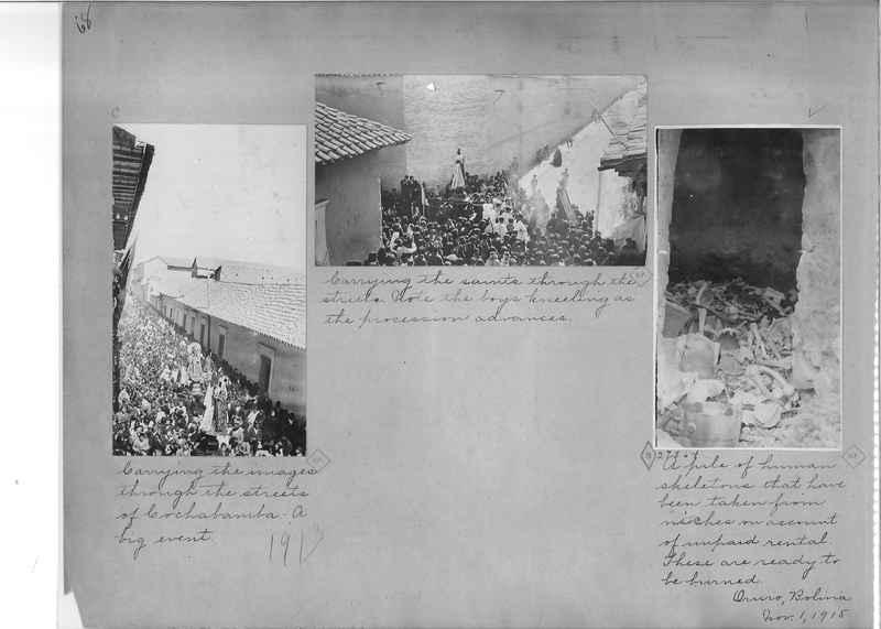Mission Photograph Album - South America O.P. #1 page 0068