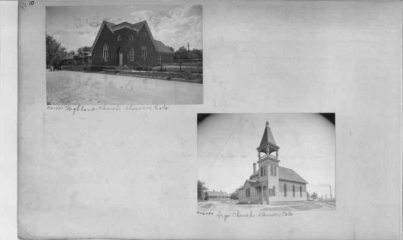 Mission Photograph Album - Cities #12 page 0010
