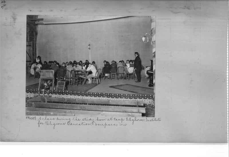 Mission Photograph Album - Religious Education #1 page 0022