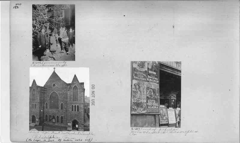 Mission Photograph Album - Cities #8 page 0182
