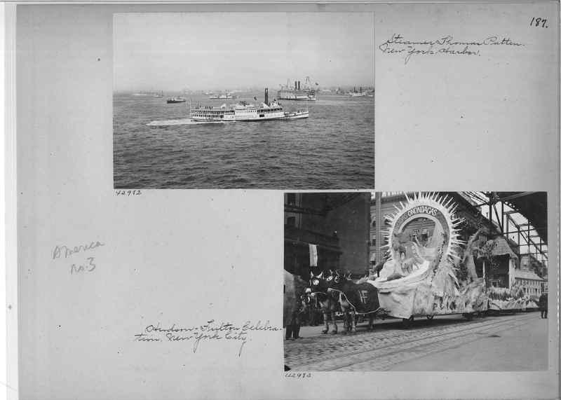 Mission Photograph Album - America #3 page 0187