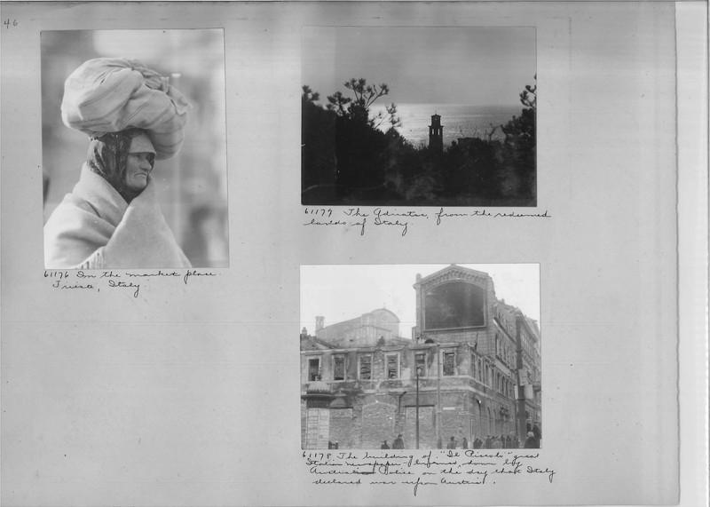 Mission Photograph Album - Europe #04 Page 0046