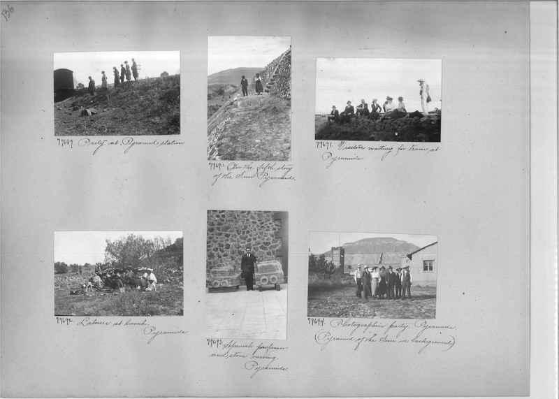 Mission Photograph Album - Mexico #06 page 0136