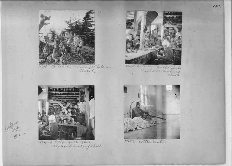 Mission Photograph Album - Western Asia - #01 page_0121