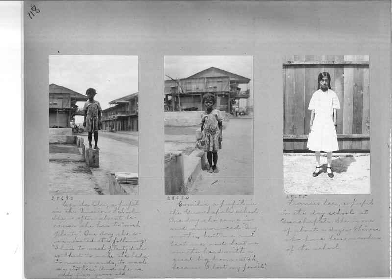 Mission Photograph Album - Panama #02 page 0118