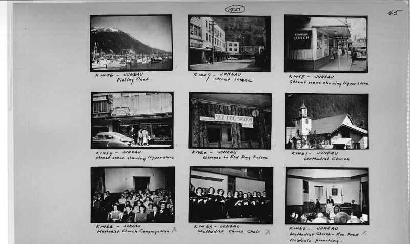 Mission Photograph Album - Alaska #2 page 0045