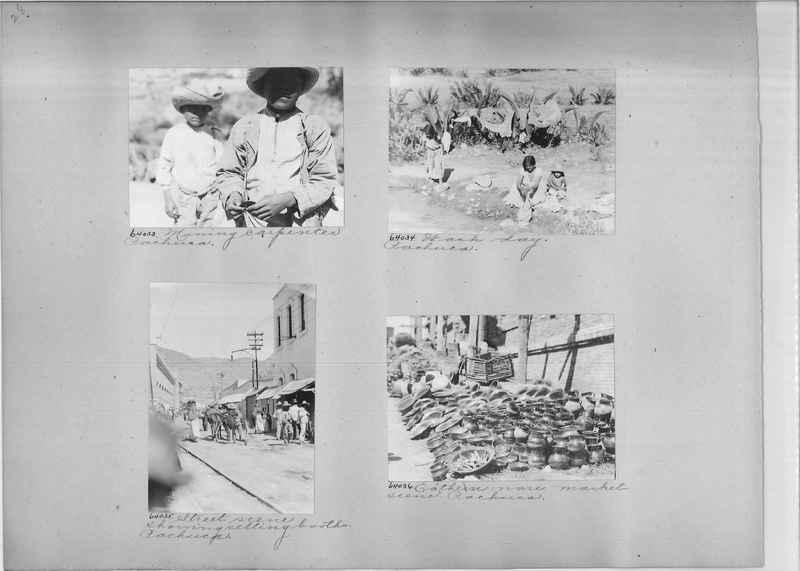 Mission Photograph Album - Mexico #04 page 0028
