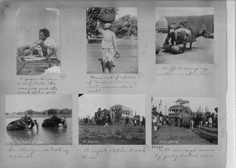 Mission Photograph Album - India - O.P. #02 Page 0124