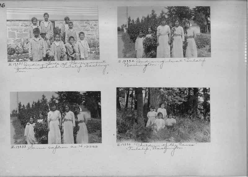 Mission Photograph Albums - Indians #1 page 0196