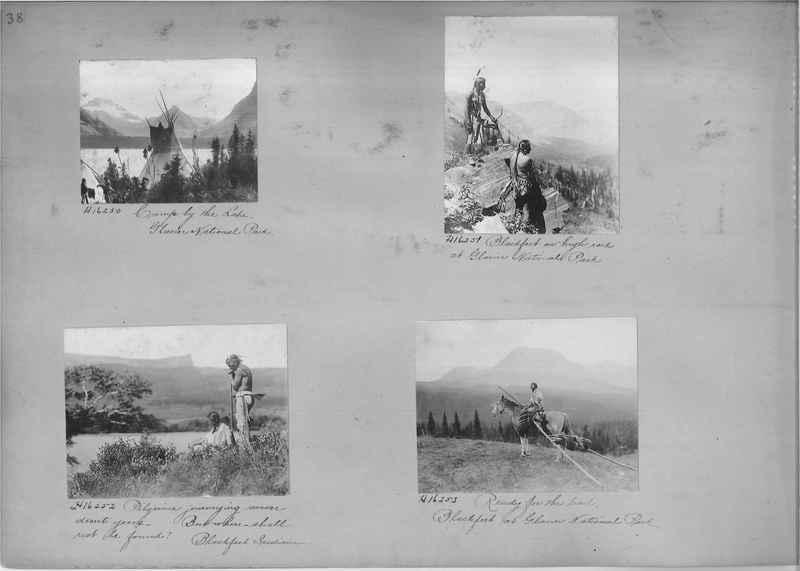 Mission Photograph Album - Indians #2 page_0038
