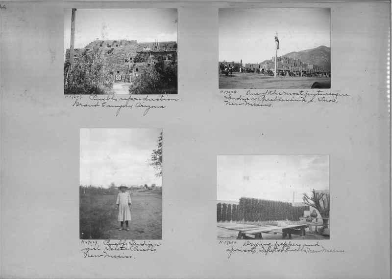 Mission Photograph Album - Indians #2 page_0044