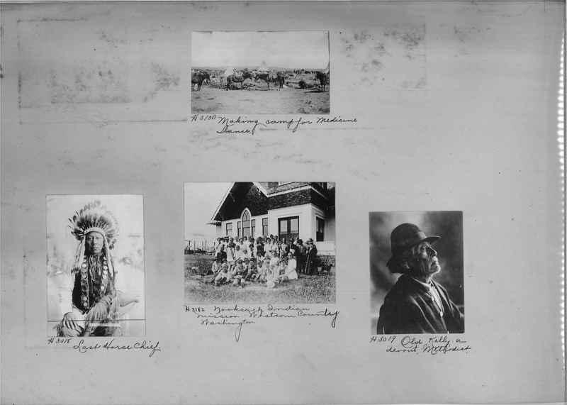 Mission Photograph Albums - Indians #1 page 0012