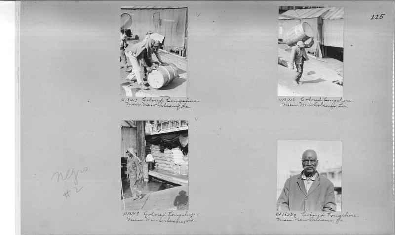 Mission Photograph Album - Negro #2 page 0225