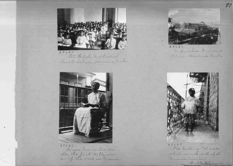 Mission Photograph Album - Panama #02 page 0097