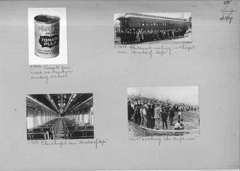 Mission Photograph Album - Miscellaneous #02 Page 0295