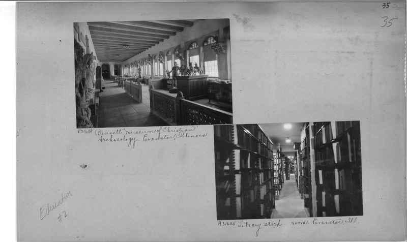 Mission Photograph Album - Education #2 page 0035