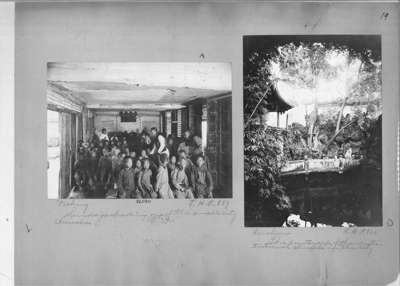 Mission Photograph Album - China #19 page 0019